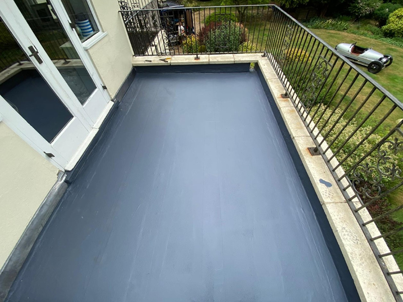 Liquid Applied Membranes Cardinal Flat Roofing