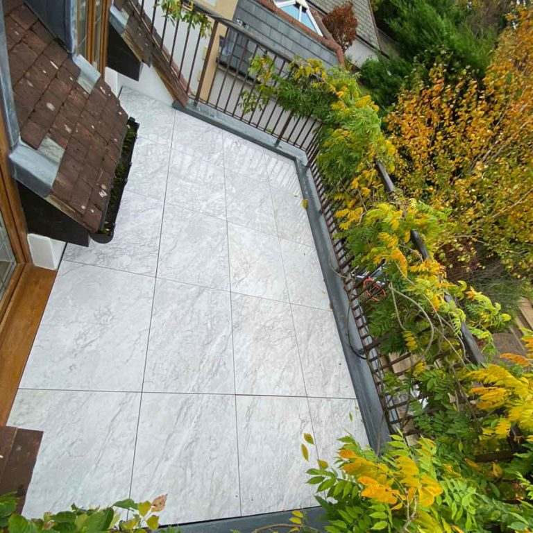 Property Value Increase Terrace Roof Hertfordshire